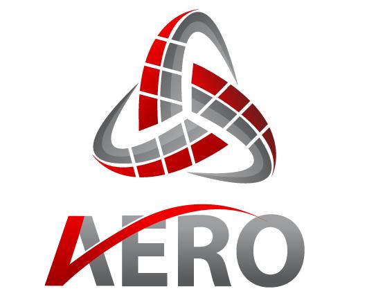 logo aero red